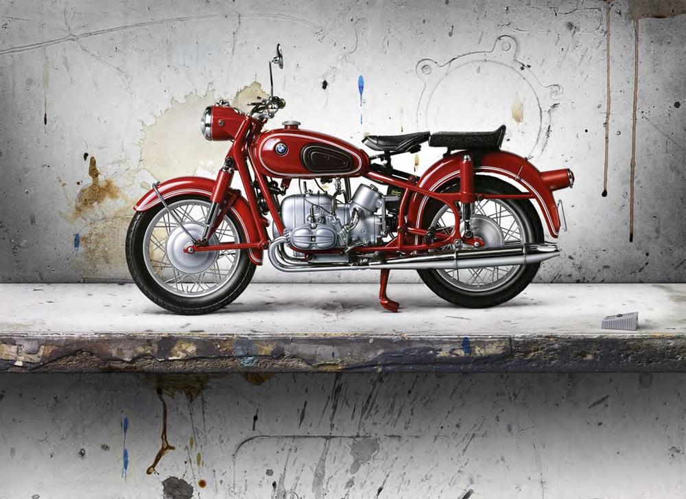 Bodeg%c3%b3n con moto roja %28still life with red motorcycle%29