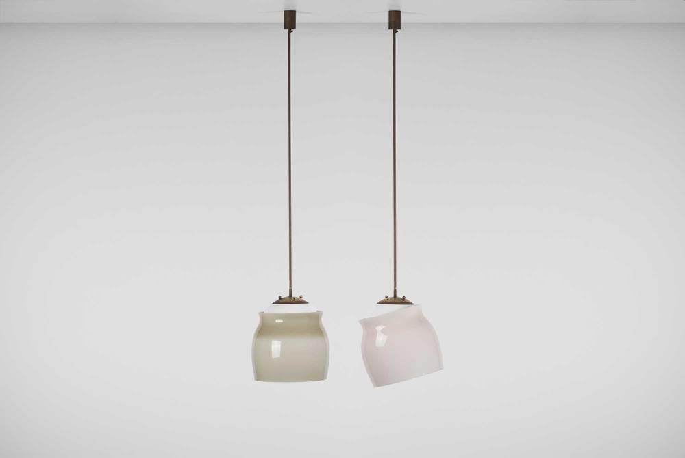 Franco albini and franca helg ceiling light 11054 prod 2