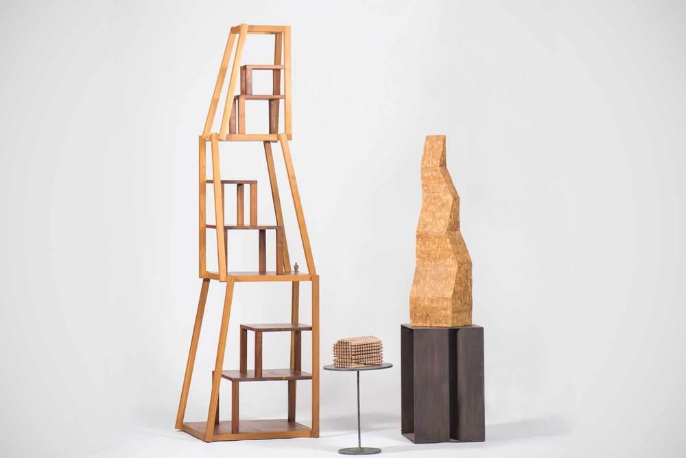Michele de lucchi montefeltro tower bookcase4975 prod